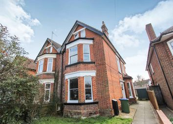Thumbnail 1 bed flat for sale in Howard Road, Southampton