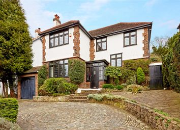 Thumbnail 4 bed detached house for sale in Hartley Down, Purley