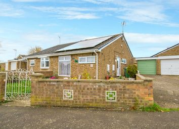 Thumbnail 2 bed semi-detached bungalow for sale in Manor Drive, Corby, Northamptonshire