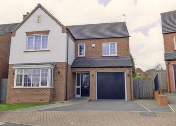 4 bed detached house for sale in Monterey Court, Humberstone, Leicester LE5