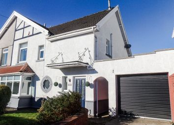 Thumbnail 3 bedroom semi-detached house for sale in Royal Crescent, Penydarren, Merthyr Tydfil