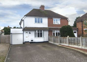 Thumbnail 2 bed semi-detached house for sale in Homefield Road, Codsall, Wolverhampton