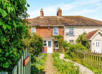 Thumbnail 2 bedroom terraced house for sale in Court Road, Bossingham, Canterbury