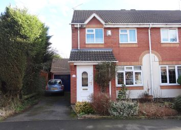 Thumbnail 3 bedroom semi-detached house for sale in Moor Road, Nuneaton