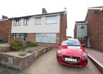 Thumbnail 3 bedroom semi-detached house for sale in Diamond Close, Ipswich