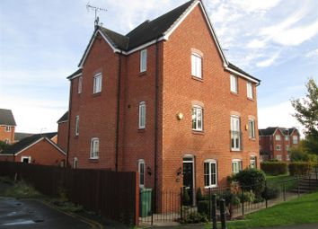 Thumbnail 4 bed semi-detached house for sale in Abberley Grove, Stafford