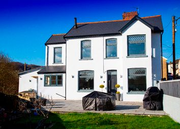 Thumbnail 3 bed detached house for sale in Oakfield, High Street, Trelewis, Treharris