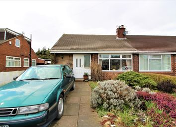 Thumbnail 2 bedroom semi-detached bungalow for sale in Milldale Road, Leigh