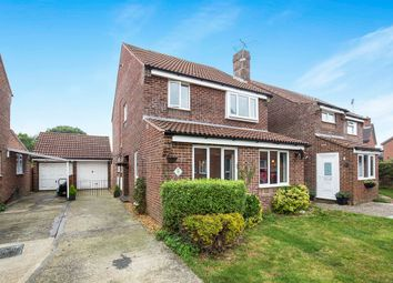 Thumbnail 4 bed detached house for sale in Priestley Way, Middleton-On-Sea, Bognor Regis