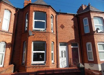 Thumbnail 3 bed terraced house to rent in Church Street, Connah's Quay, Deeside