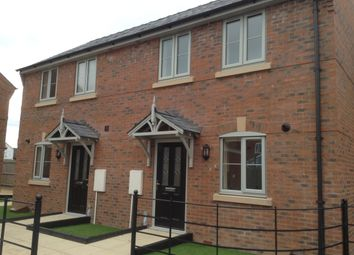 Thumbnail 2 bedroom terraced house to rent in Coningsby Street, Hereford
