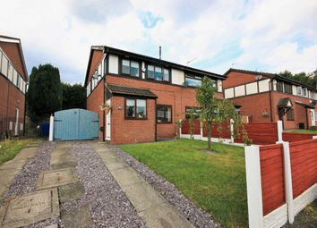 Thumbnail 3 bed semi-detached house for sale in Anthorn Road, Wigan