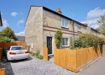 Thumbnail 2 bed semi-detached house for sale in Cowper Road, Huntingdon, Cambridgshire.