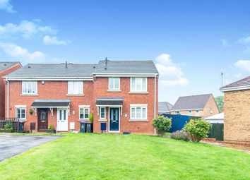 Thumbnail 3 bedroom terraced house for sale in The Timbers, St. Georges, Telford
