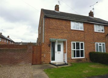 Thumbnail 2 bedroom semi-detached house to rent in Satinwood Close, Lincoln