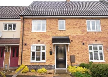 Thumbnail 3 bed terraced house to rent in Savage Close, King's Lynn