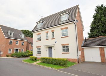 Thumbnail 5 bed detached house for sale in Allfrey Grove, Spencers Wood, Reading