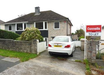 Thumbnail 3 bed detached house to rent in Budshead Road, Crownhill, Plymouth