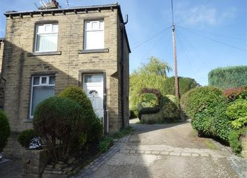 Thumbnail 2 bed cottage for sale in Quarmby Fold, Quarmby, Huddersfield