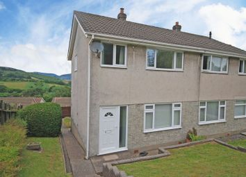 Thumbnail 3 bedroom semi-detached house to rent in Semi-Detached House, Russell Close, Newport