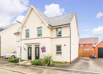 Thumbnail 3 bed semi-detached house for sale in Great Beanhills, Marston Moretaine