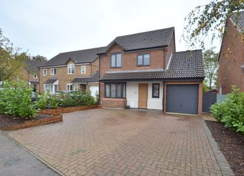 Blackwood Road, Eaton Socon, St. Neots PE19. 3 bed detached house for sale