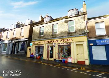 Thumbnail 4 bed flat for sale in Leslie Street, Blairgowrie, Perth And Kinross