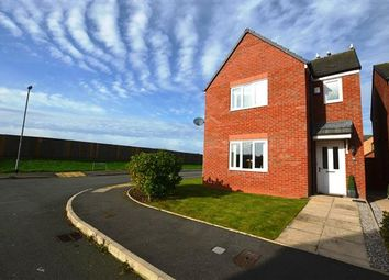 Thumbnail 3 bedroom detached house for sale in Gadwall Croft, Newcastle, Newcastle-Under-Lyme