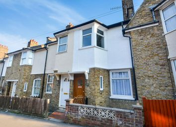 Thumbnail 2 bed terraced house for sale in Newlands Road, London