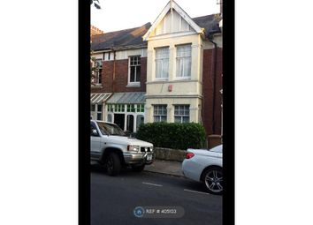 Thumbnail 4 bed terraced house to rent in College Avenue, Plymouth