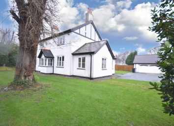 Thumbnail 4 bed detached house for sale in Lees Lane, Newton, Macclesfield