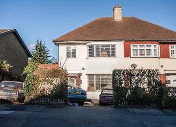 Thumbnail 3 bed semi-detached house for sale in Horncastle Road, London