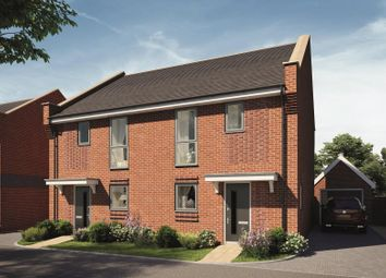 Thumbnail 3 bed semi-detached house for sale in Portman Road, Reading