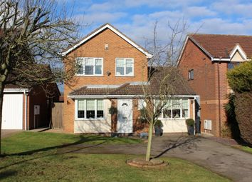 Thumbnail 3 bed detached house for sale in Mornington Crescent, Nuthall
