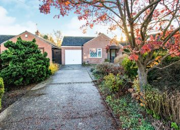 Thumbnail 3 bed detached bungalow for sale in Church View, Bottesford, Nottingham