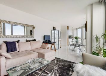 Ontario Tower, Canary Wharf, London E14. 1 bed flat