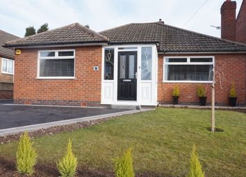 Thumbnail 3 bed detached bungalow for sale in Stephenson Close, Glascote, Tamworth