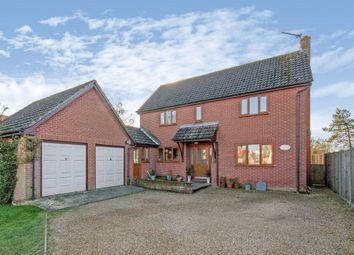 3 bed detached house for sale in The Street, South Lopham, Diss IP22