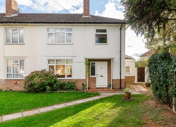 Thumbnail 3 bed end terrace house for sale in Stroudes Close, Worcester Park, Surrey