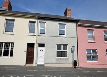 Thumbnail 3 bed terraced house for sale in Parcmaen Street, Carmarthen, Carmarthenshire
