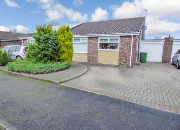 Thumbnail 2 bed bungalow for sale in Reigate Square, Cramlington