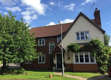Thumbnail 4 bedroom detached house to rent in Tithe Barn Close, St Albans, Hertfordshire