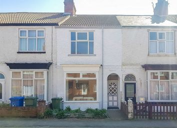 Thumbnail 3 bed terraced house for sale in South Cliff Road, Withernsea, East Riding Of Yorkshire
