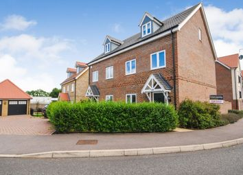 Thumbnail 4 bed semi-detached house for sale in School Lane, Sawbridgeworth