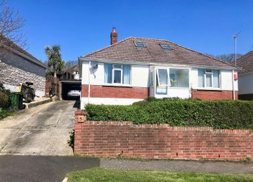 Thumbnail 2 bed bungalow for sale in St. Julien Crescent, Weymouth