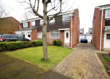 3 bed semi-detached house for sale in Deerness Heights, Brandon, Durham DH7