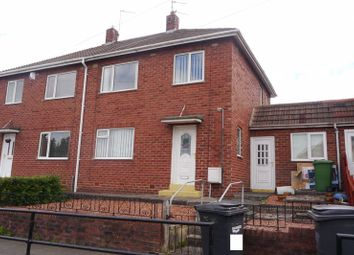 Thumbnail 3 bed semi-detached house for sale in Walton Drive, Choppington