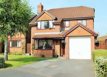 Thumbnail 4 bedroom detached house for sale in Heatherway, Fulwood, Preston, Lancashire