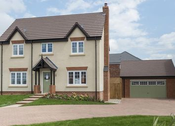 Thumbnail 4 bed detached house for sale in Earls' Keep, Off Walton Road, High Ercall, Shropshire