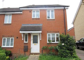 Thumbnail 3 bedroom semi-detached house to rent in Lacewing Close, Pinewood, Ipswich